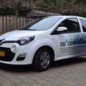 Autobelettering DDcom