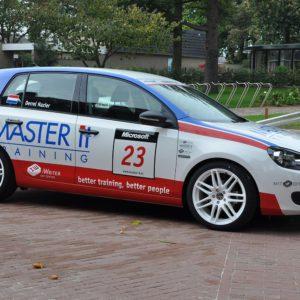 Autobelettering Master-it Golf