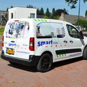 Autobelettering Smart video