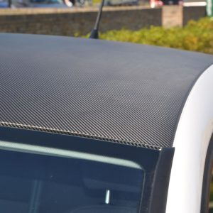 Carwrap Carbon dak