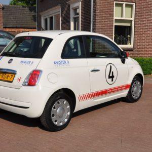 Autobelettering Master-It Fiat