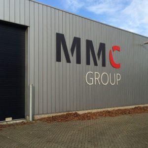 Gevelreclame MMC group