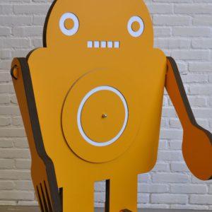 Specials Figuur karton TEDx geel