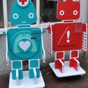 Specials TEDx Figuur Robots