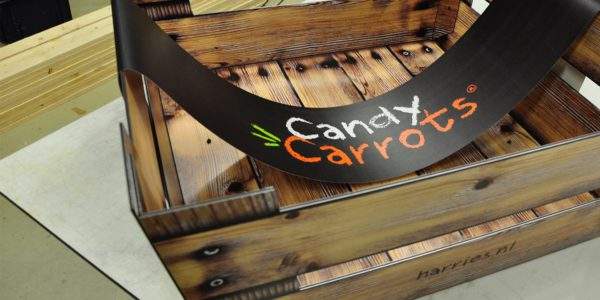 Display Candy Carrot