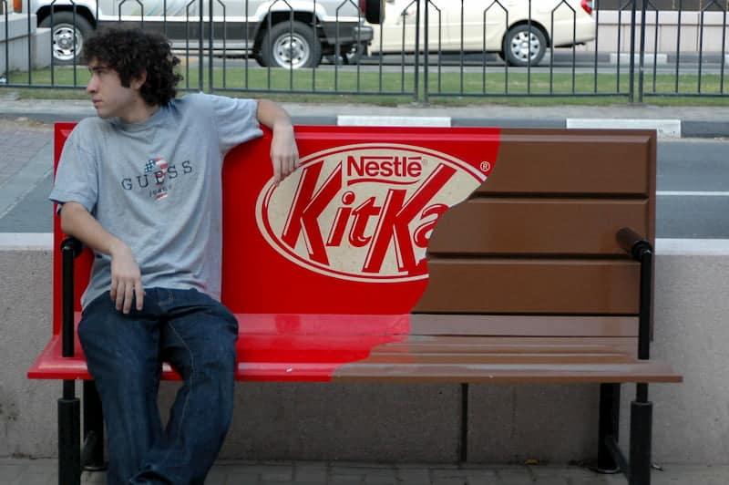 Kit Kat bank