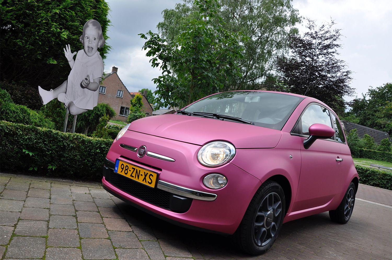 Carwrap Fiat 500_2