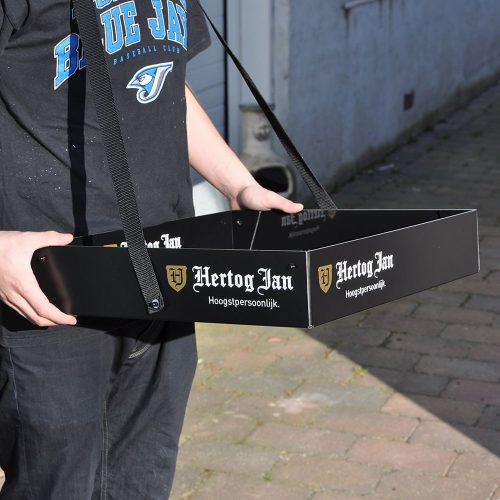 Display advertentie Hertog Jan