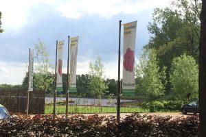 baniervlag tuinbouwbedrijf