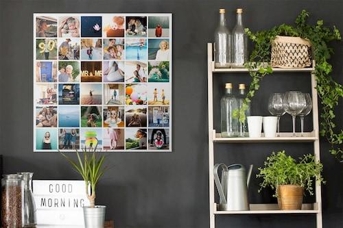 wanddecoratie foto inspiratie