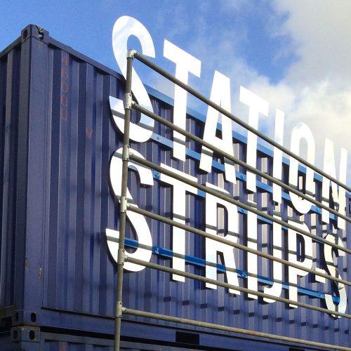 station strijp S bouwhek